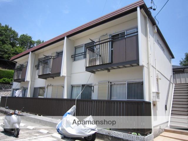 愛知県瀬戸市、新瀬戸駅徒歩14分の築31年 2階建の賃貸アパート