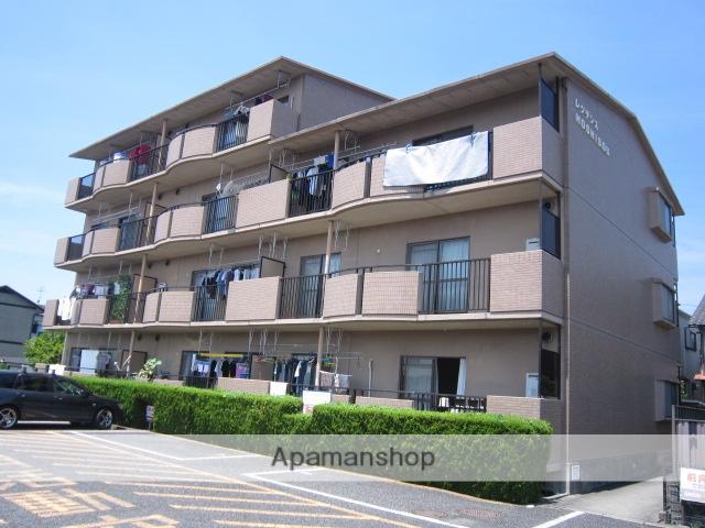 愛知県瀬戸市、水野駅徒歩3分の築23年 4階建の賃貸マンション