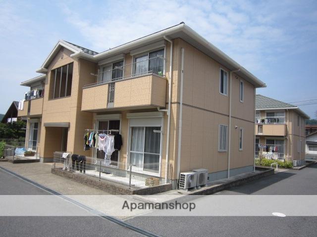 愛知県瀬戸市、中水野駅徒歩4分の築10年 2階建の賃貸アパート