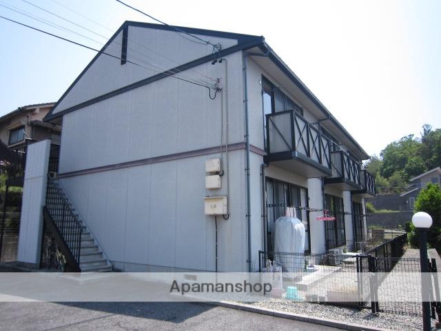 愛知県瀬戸市、新瀬戸駅徒歩12分の築18年 2階建の賃貸アパート