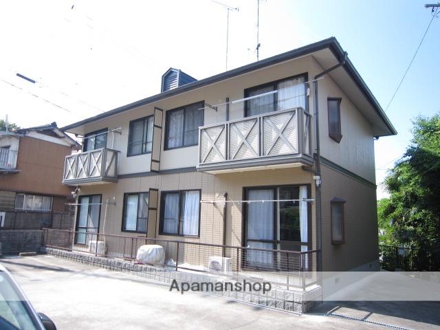 愛知県瀬戸市、尾張瀬戸駅徒歩15分の築23年 2階建の賃貸アパート