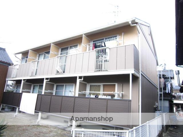 愛知県瀬戸市、瀬戸市役所前駅徒歩23分の築25年 2階建の賃貸アパート