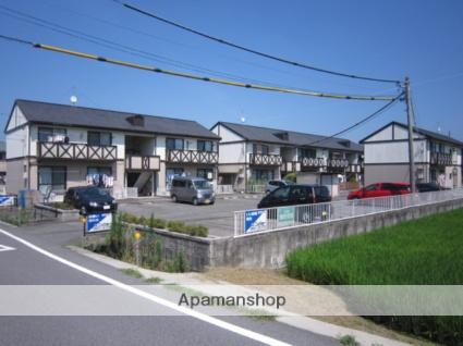 愛知県瀬戸市、瀬戸口駅徒歩7分の築23年 2階建の賃貸アパート