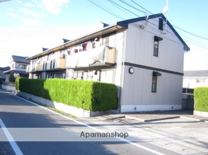 愛知県瀬戸市、瀬戸市役所前駅徒歩38分の築23年 2階建の賃貸アパート