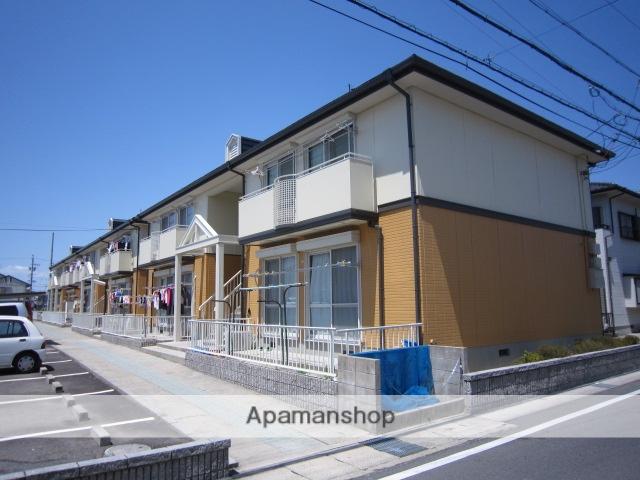 愛知県瀬戸市、山口駅徒歩28分の築23年 2階建の賃貸アパート
