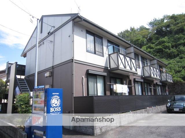 愛知県瀬戸市、尾張瀬戸駅徒歩18分の築18年 2階建の賃貸アパート