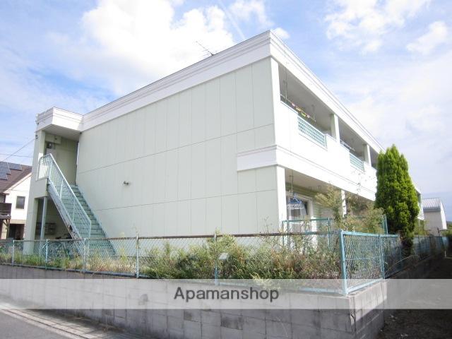 愛知県尾張旭市の築30年 2階建の賃貸アパート