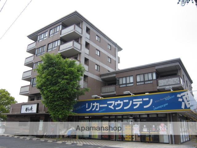 愛知県尾張旭市、尾張旭駅徒歩1分の築17年 7階建の賃貸マンション