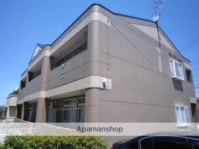 愛知県瀬戸市、瀬戸口駅徒歩3分の築19年 2階建の賃貸アパート