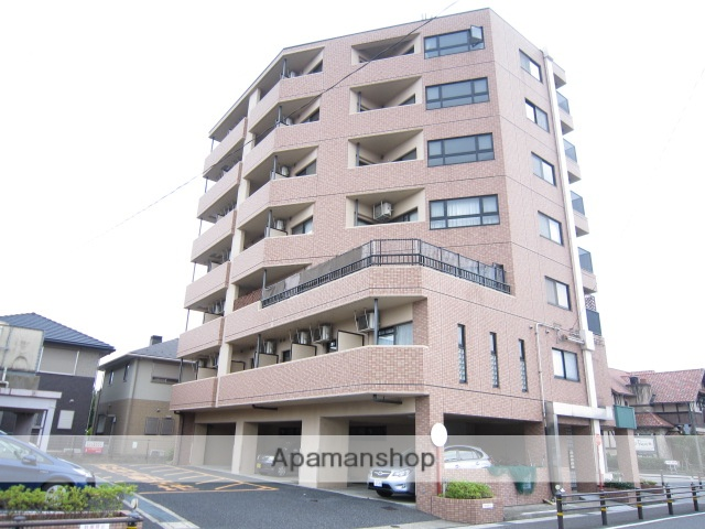 愛知県尾張旭市、旭前駅徒歩22分の築17年 7階建の賃貸マンション
