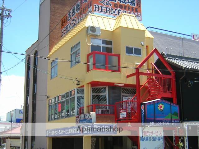 愛知県瀬戸市、新瀬戸駅徒歩12分の築34年 3階建の賃貸マンション