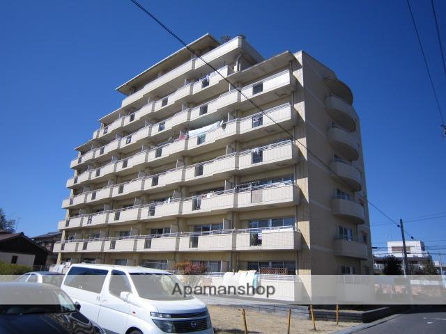 愛知県尾張旭市、三郷駅徒歩4分の築28年 8階建の賃貸マンション