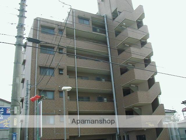 愛知県尾張旭市、尾張旭駅徒歩23分の築20年 7階建の賃貸マンション