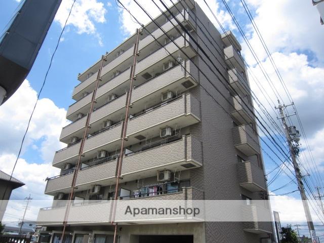 愛知県尾張旭市、三郷駅徒歩12分の築21年 7階建の賃貸マンション