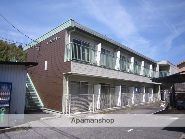 愛知県瀬戸市の築29年 2階建の賃貸アパート