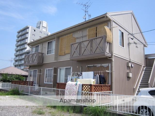 愛知県瀬戸市、瀬戸口駅徒歩3分の築23年 2階建の賃貸アパート