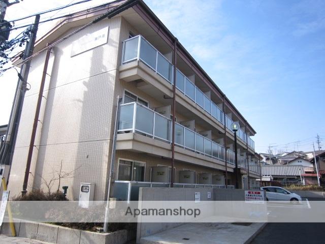愛知県瀬戸市、瀬戸市役所前駅徒歩27分の築24年 3階建の賃貸マンション