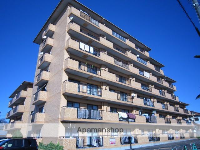 愛知県尾張旭市、尾張旭駅徒歩25分の築24年 7階建の賃貸マンション