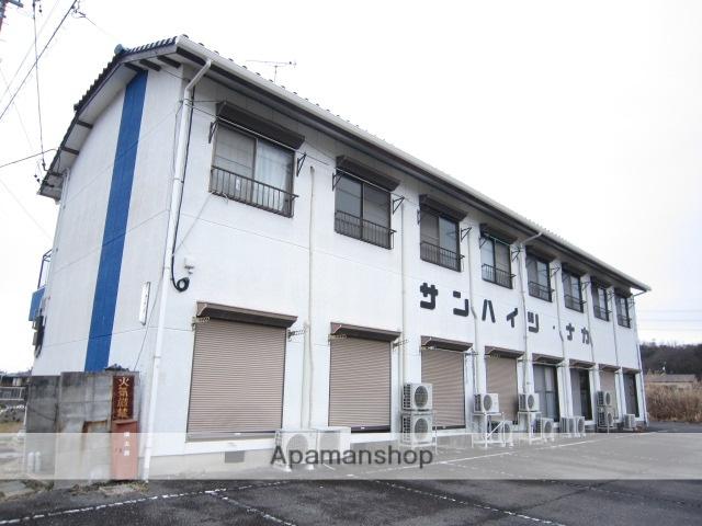 愛知県瀬戸市の築31年 2階建の賃貸アパート