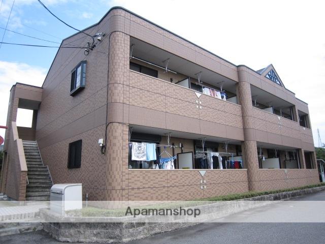 愛知県豊田市、愛・地球博記念公園駅徒歩25分の築11年 2階建の賃貸アパート