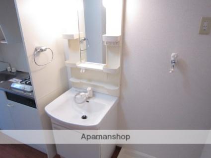 エミネンスフローラM[1K/35.21m2]の洗面所