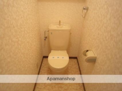 エミネンスフローラM[1K/35.21m2]のトイレ