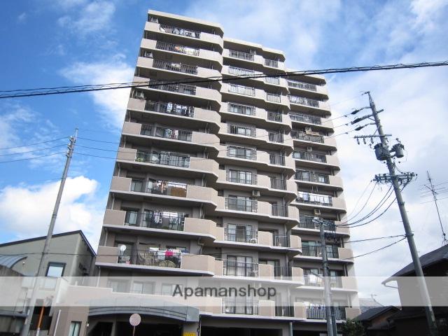 愛知県瀬戸市、瀬戸市役所前駅徒歩24分の築21年 12階建の賃貸マンション