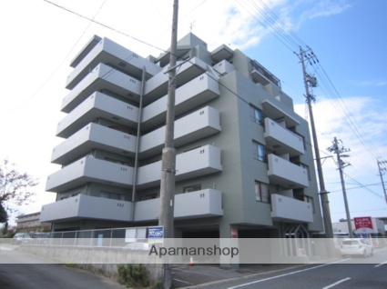 愛知県尾張旭市、はなみずき通駅徒歩26分の築27年 7階建の賃貸マンション