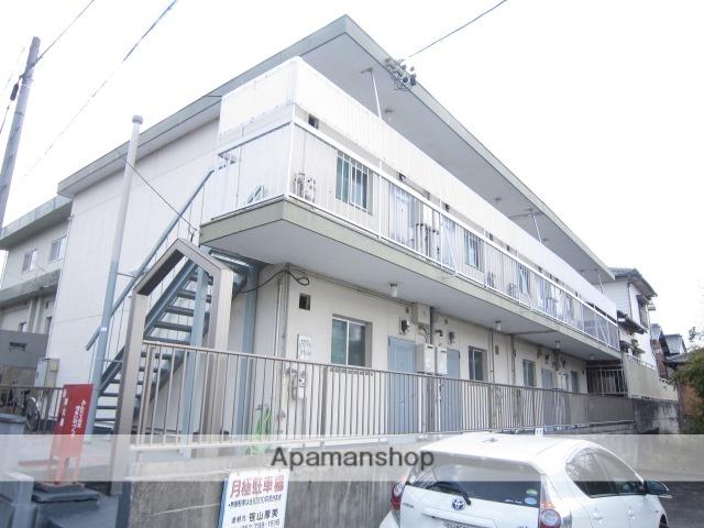 愛知県瀬戸市、水野駅徒歩7分の築45年 2階建の賃貸アパート