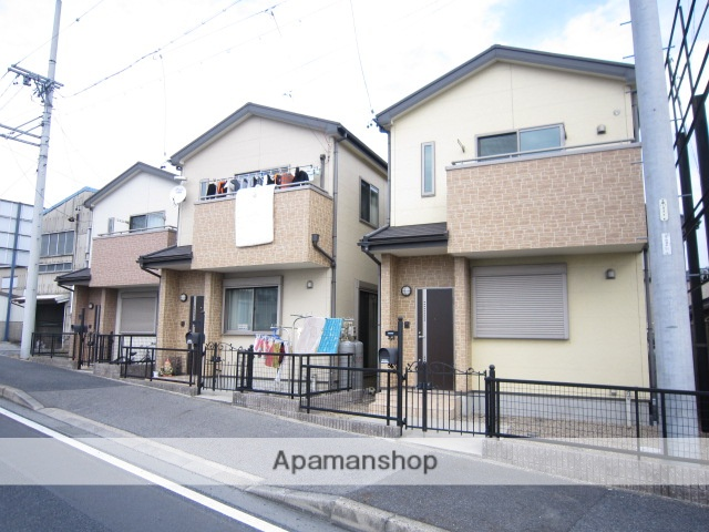 愛知県瀬戸市、新瀬戸駅徒歩16分の築7年 2階建の賃貸一戸建て