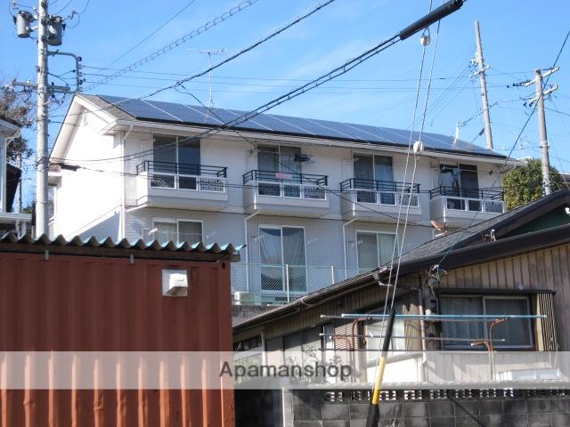 愛知県瀬戸市、新瀬戸駅徒歩14分の築23年 2階建の賃貸アパート