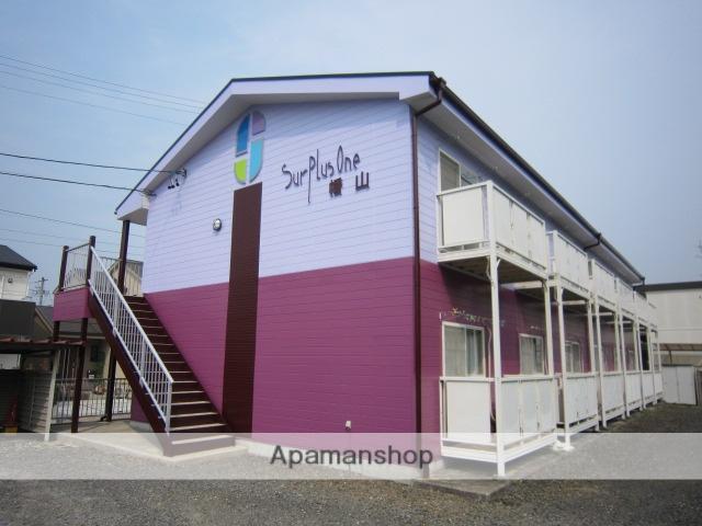 愛知県瀬戸市、瀬戸口駅徒歩6分の築23年 2階建の賃貸アパート
