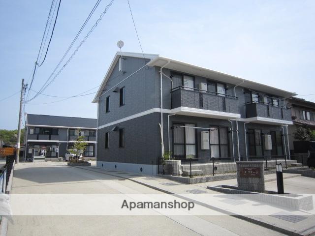 愛知県瀬戸市、山口駅徒歩4分の築18年 2階建の賃貸アパート