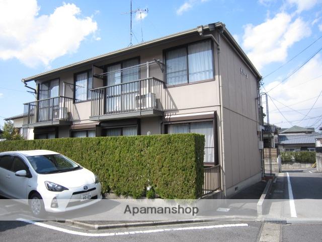 愛知県瀬戸市、新瀬戸駅徒歩25分の築25年 2階建の賃貸アパート