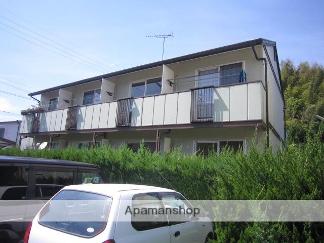 愛知県瀬戸市の築28年 2階建の賃貸アパート