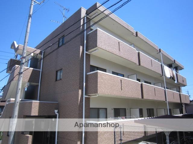 愛知県瀬戸市、瀬戸市役所前駅徒歩19分の築16年 4階建の賃貸マンション