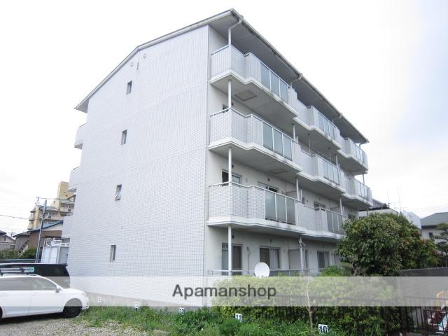 愛知県尾張旭市、三郷駅徒歩2分の築26年 4階建の賃貸マンション