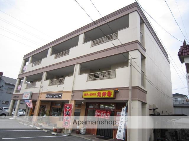 愛知県尾張旭市、尾張旭駅徒歩28分の築31年 3階建の賃貸アパート