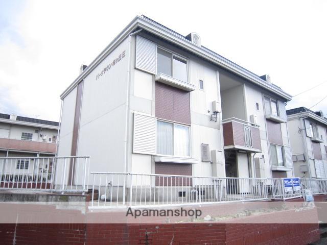 愛知県尾張旭市、印場駅徒歩17分の築27年 2階建の賃貸アパート