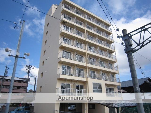 愛知県瀬戸市、瀬戸市役所前駅徒歩15分の築27年 8階建の賃貸マンション