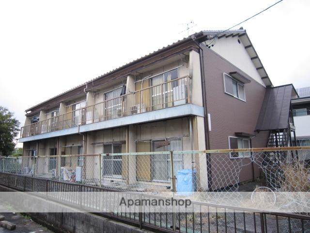 愛知県尾張旭市、印場駅徒歩22分の築39年 2階建の賃貸アパート