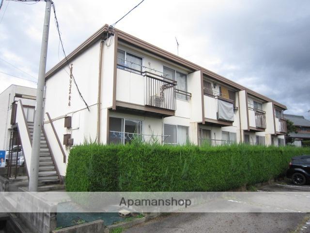 愛知県瀬戸市、水野駅徒歩10分の築33年 2階建の賃貸アパート