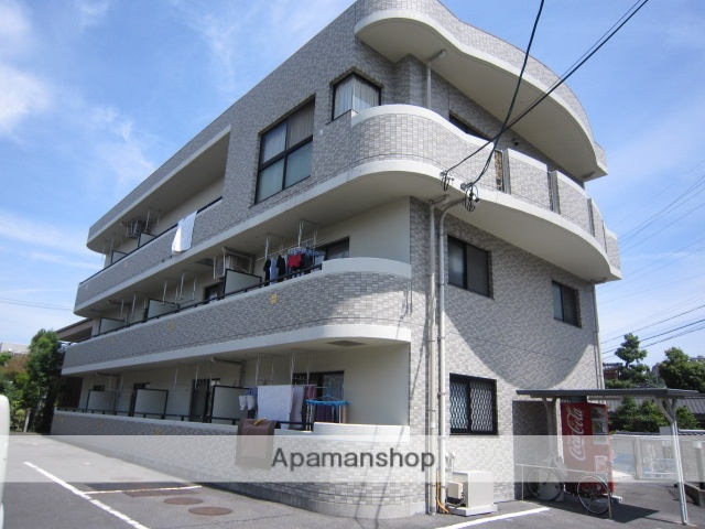 愛知県瀬戸市、山口駅徒歩25分の築14年 3階建の賃貸マンション