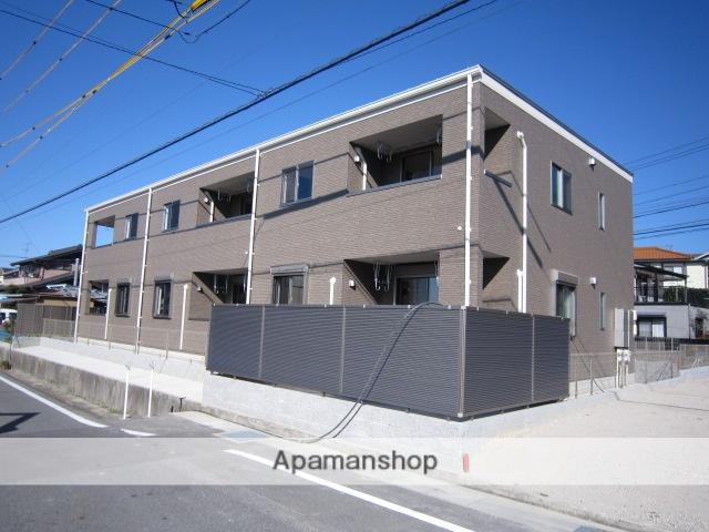 愛知県瀬戸市、山口駅徒歩8分の築3年 2階建の賃貸アパート