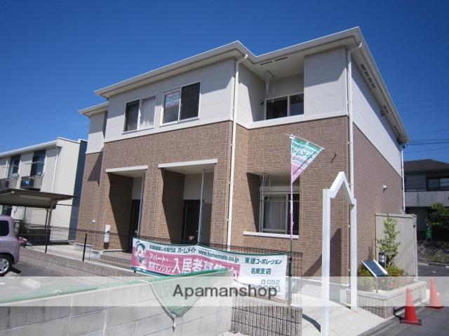 愛知県尾張旭市、尾張旭駅徒歩29分の築8年 2階建の賃貸アパート