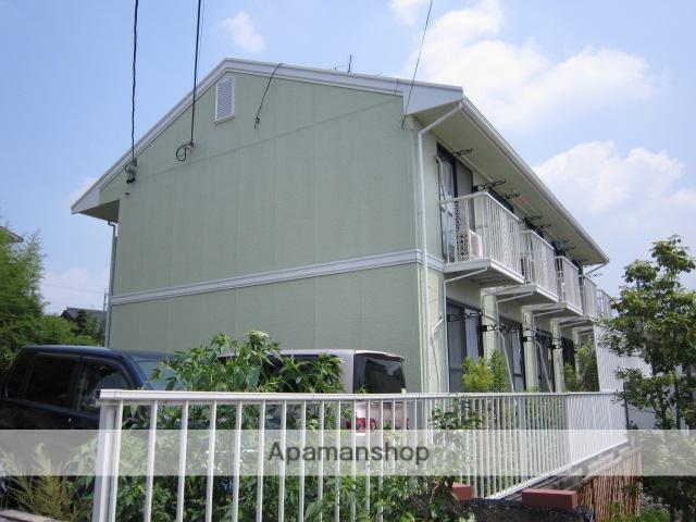 愛知県瀬戸市、水野駅徒歩8分の築27年 2階建の賃貸アパート