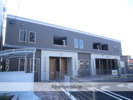 愛知県瀬戸市、瀬戸口駅徒歩3分の築2年 2階建の賃貸アパート