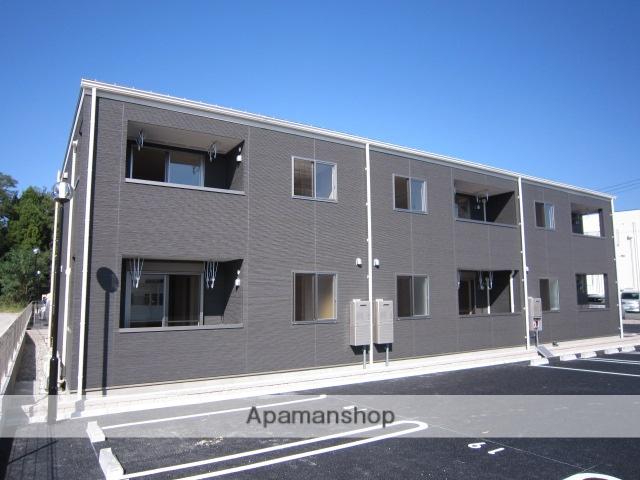 愛知県瀬戸市、三郷駅徒歩30分の築1年 2階建の賃貸アパート