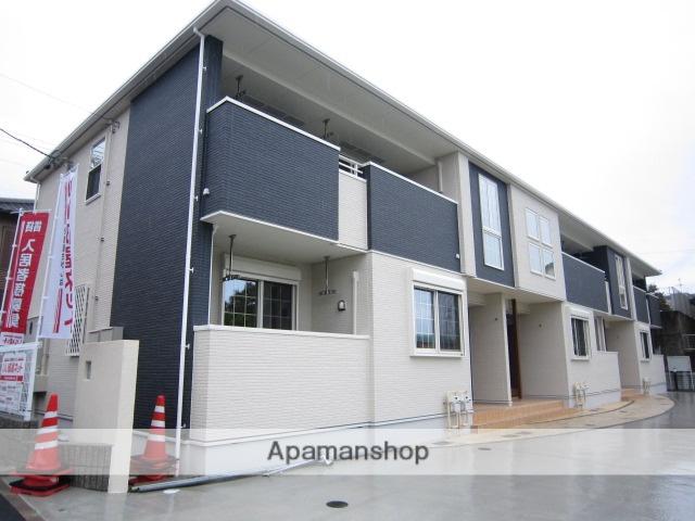 愛知県瀬戸市、新瀬戸駅徒歩18分の築2年 2階建の賃貸アパート