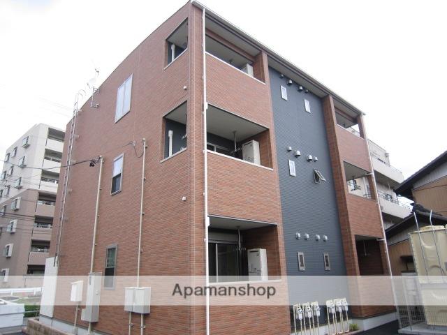 愛知県尾張旭市、印場駅徒歩7分の築1年 3階建の賃貸アパート